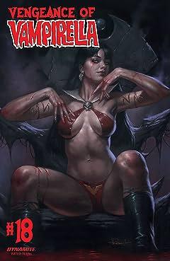 Vengeance of Vampirella No.18