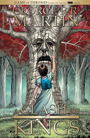 George R.R. Martin's A Clash of Kings: The Comic Book Vol. 2 #14