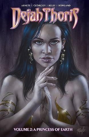Dejah Thoris (2019-) Vol. 2: A Princess of Earth