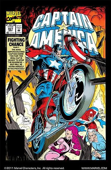 Captain America (1968-1996) #427