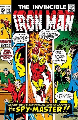 Iron Man (1968-1996) #33