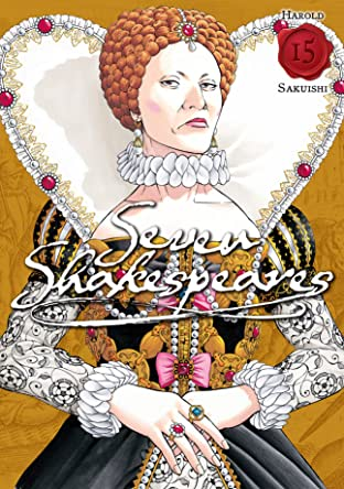 Seven Shakespeares Tome 15