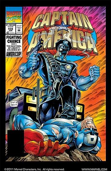 Captain America (1968-1996) #428