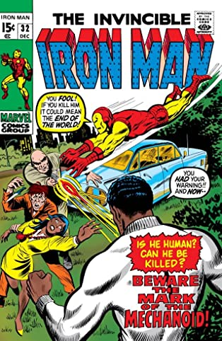 Iron Man (1968-1996) #32