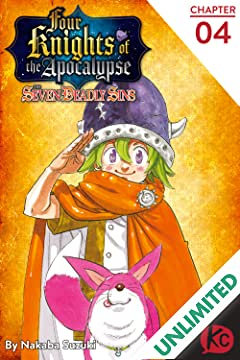 The Seven Deadly Sins: Four Knights of the Apocalypse #4