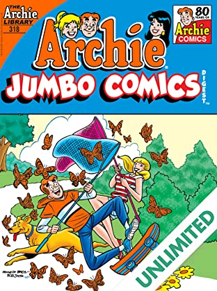 Archie Double Digest #318