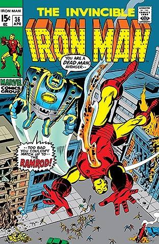Iron Man (1968-1996) #36