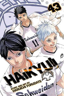 Haikyu!! Vol. 43: The Final Boss