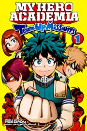 My Hero Academia: Team-Up Missions Vol. 1