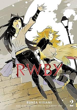 RWBY: The Official Manga Vol. 2: The Beacon Arc