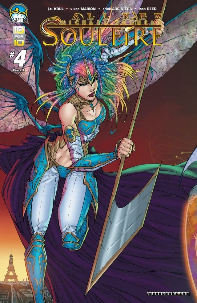 All New Soulfire #4