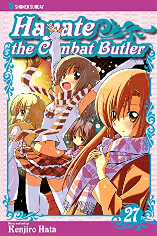 Hayate the Combat Butler Vol. 27
