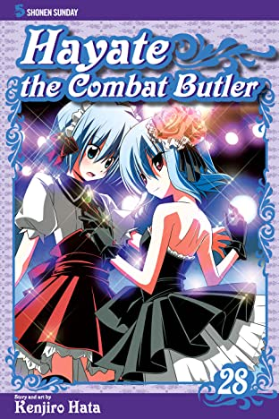 Hayate the Combat Butler Vol. 28