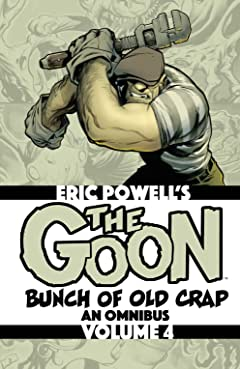 The Goon Vol. 4: Bunch of Old Crap, an Omnibus