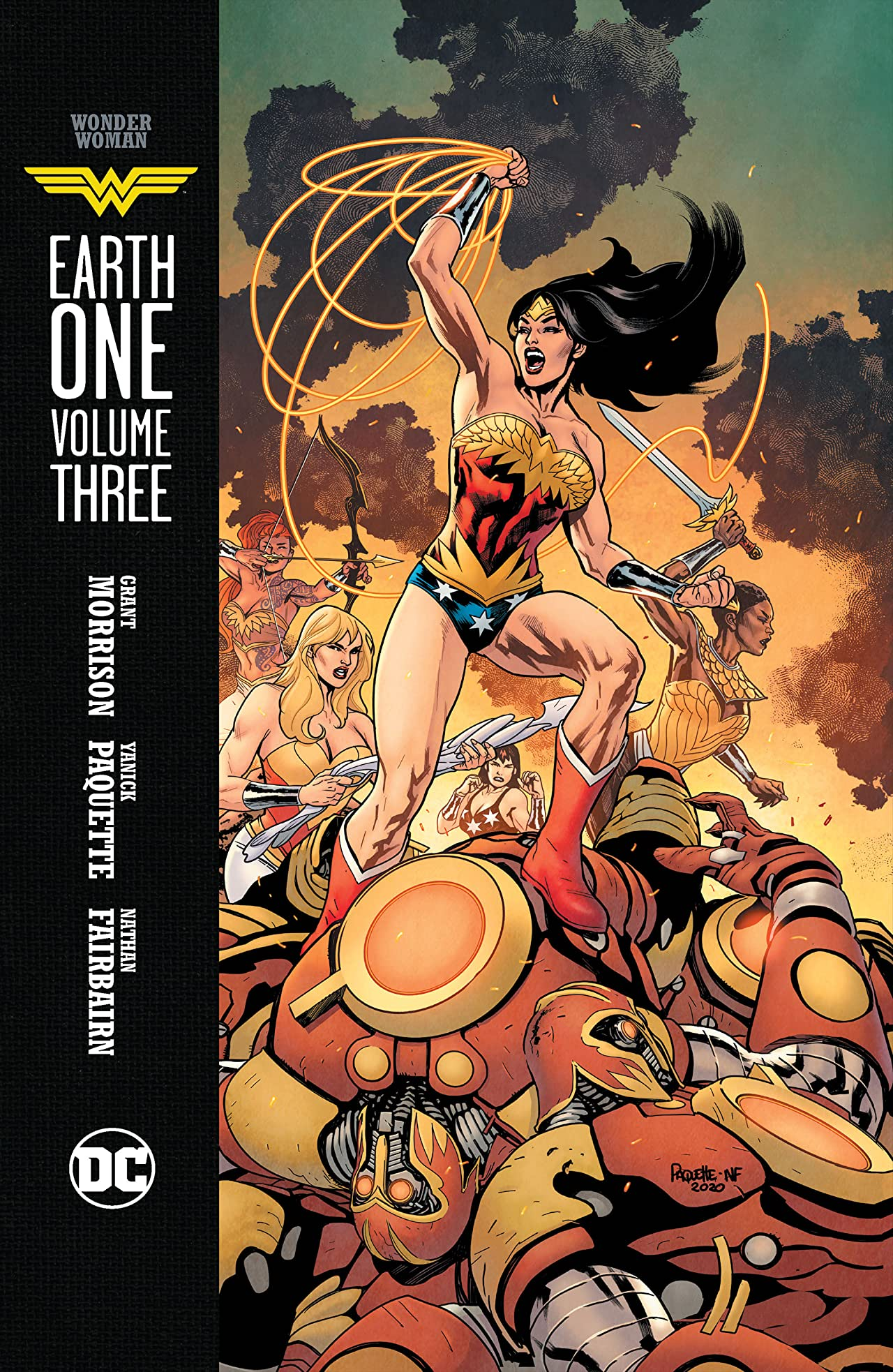 Wonder Woman: Earth One Tome 3