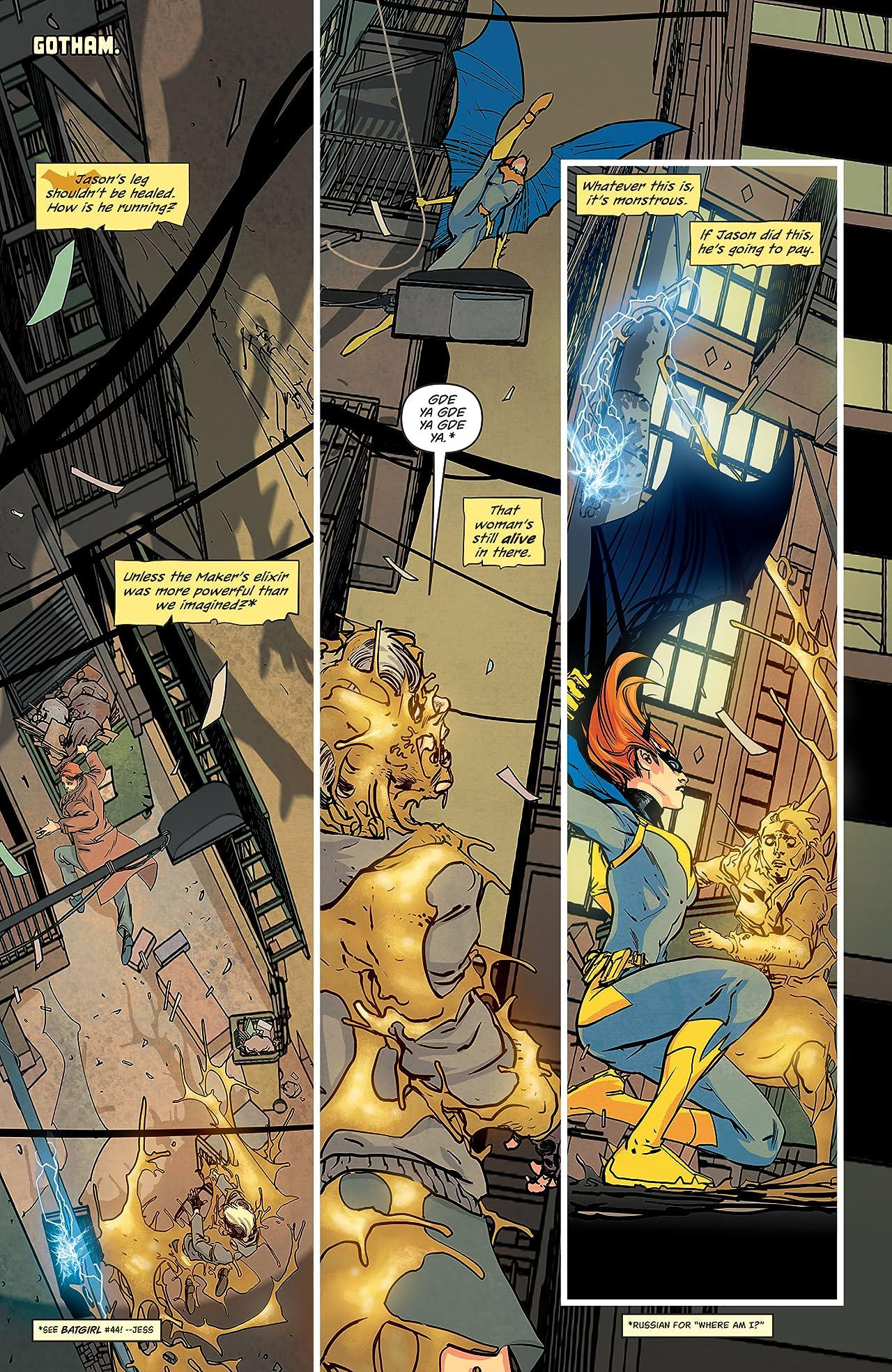Batgirl (2016-) Vol. 8: The Joker War