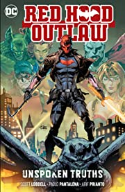 Red Hood: Outlaw (2016-) Vol. 4: Unspoken Truths