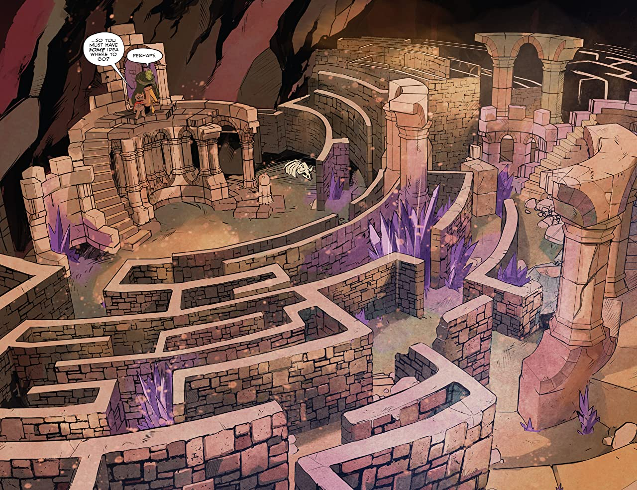 Canto & The City of Giants #2 (of 3)