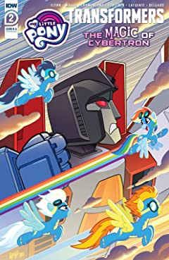 My Little Pony/Transformers II #2 (of 4)