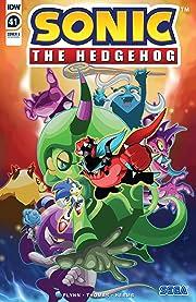 Sonic The Hedgehog (2018-) #41