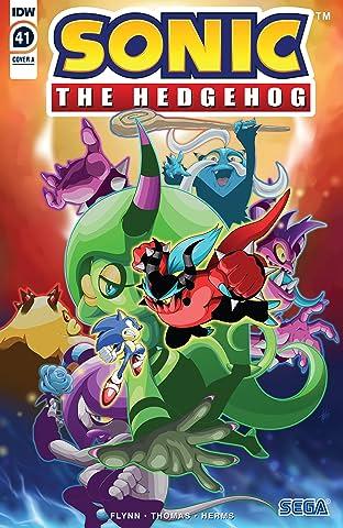 Sonic The Hedgehog (2018-) No.41