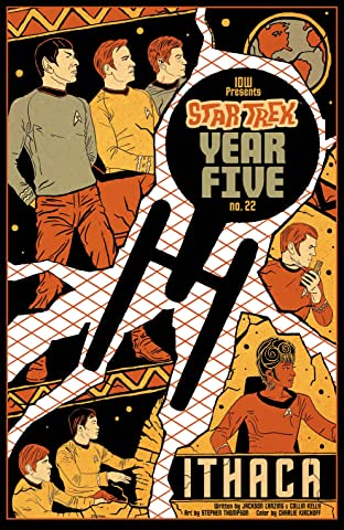 Star Trek: Year Five No.22