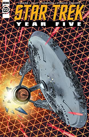 Star Trek: Year Five No.23