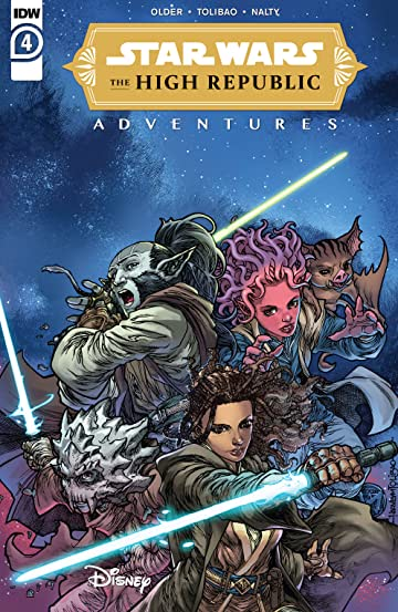 Star Wars: The High Republic Adventures #4