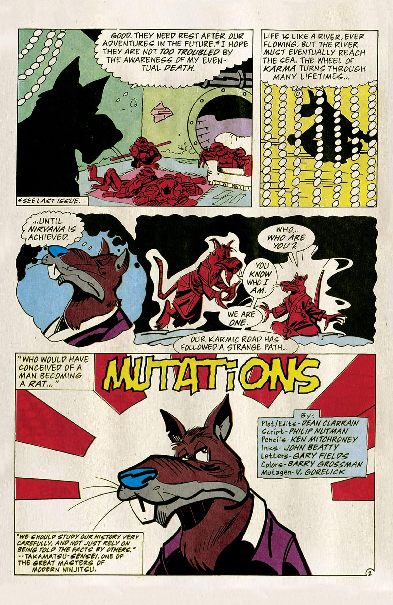 Teenage Mutant Ninja Turtles: Best of Splinter