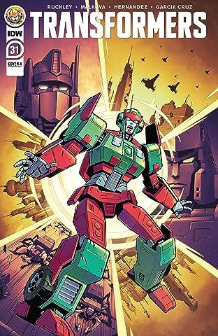 Transformers (2019-) #31