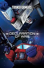 Transformers Vol. 4: Declaration of War