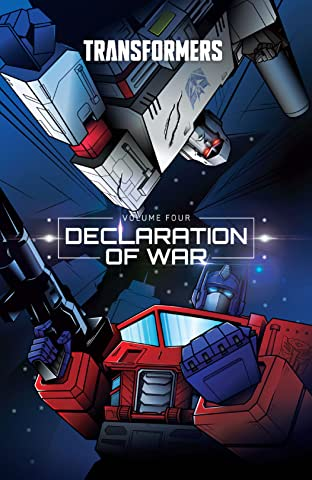 Transformers Vol. 4: Declaration of War