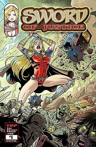 Sword of Justice #1