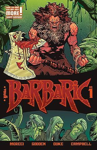 Barbaric No.1