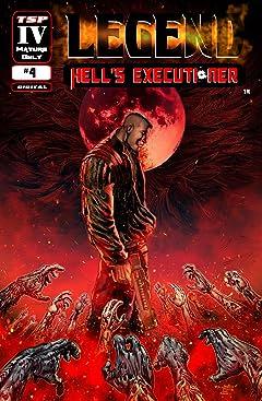 Legend: Hell's Executioner #4
