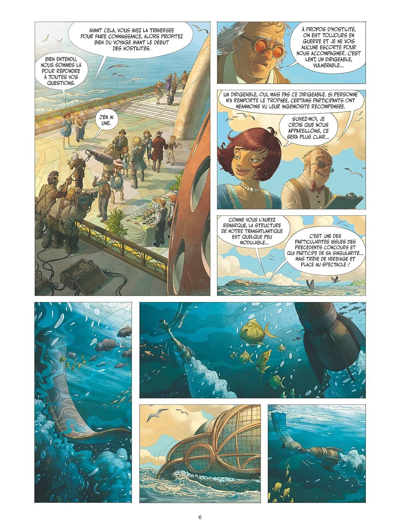Le Voyage Extraordinaire Vol. 3