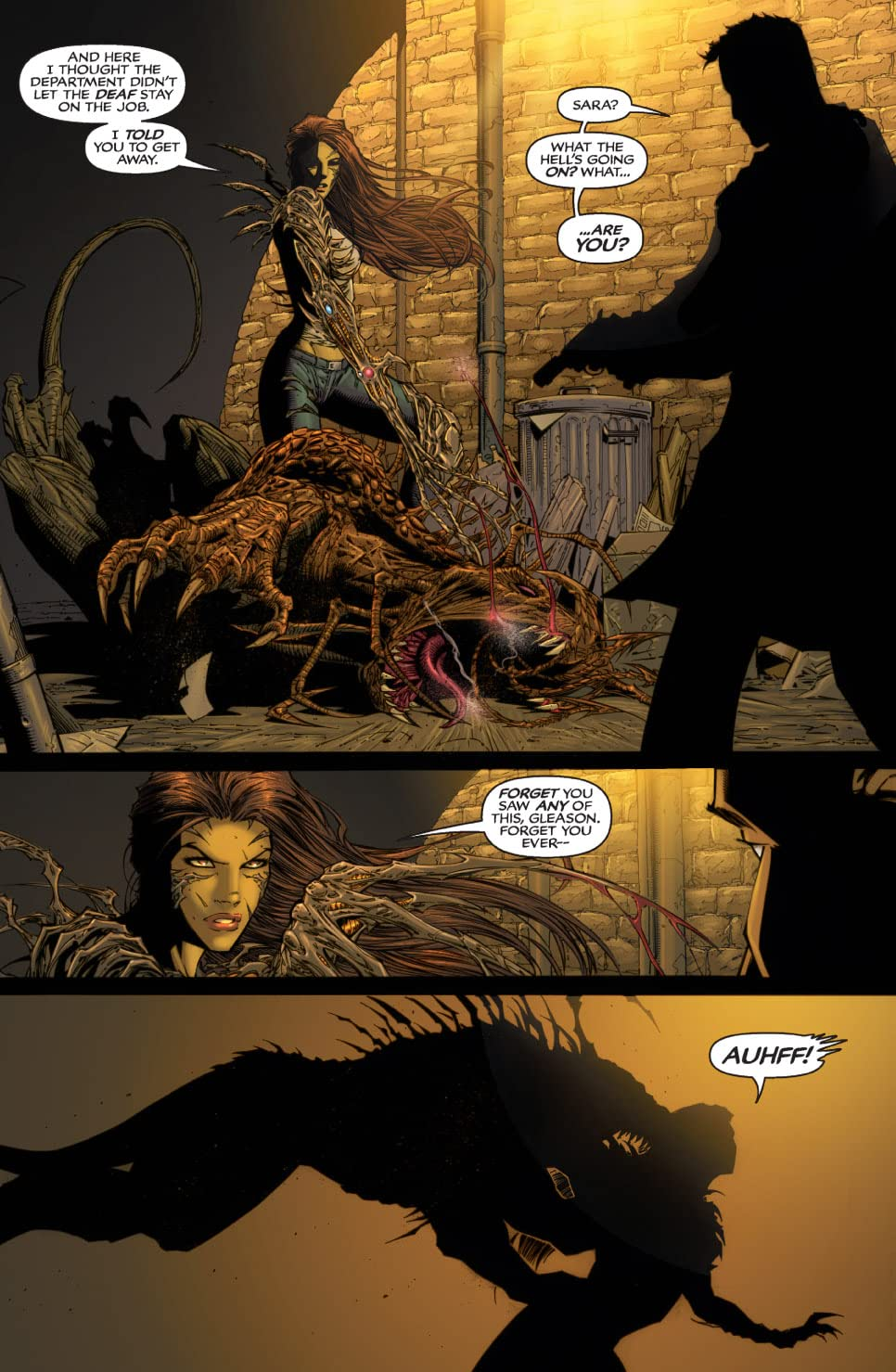 Witchblade #82