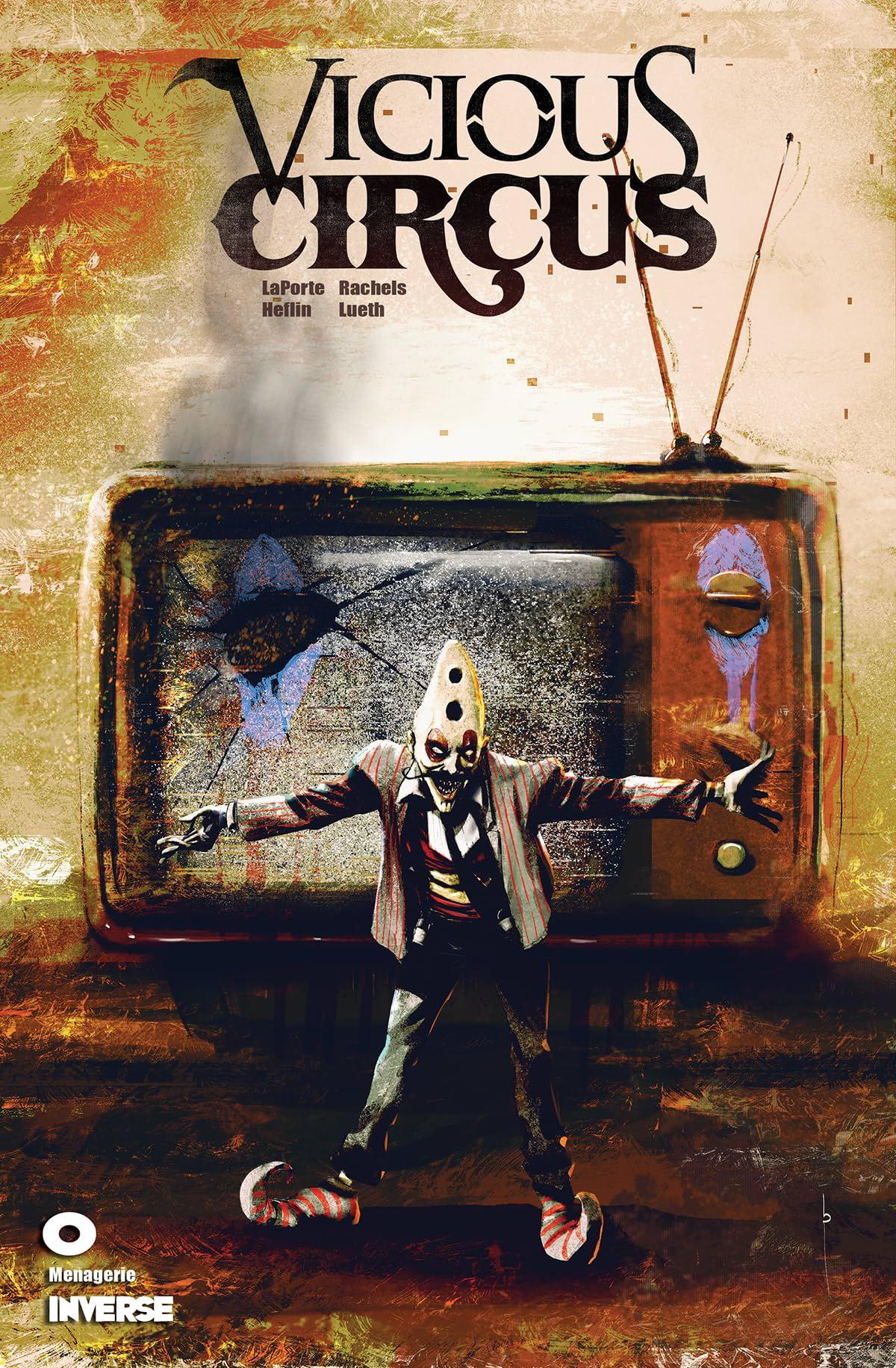 Vicious Circus #0