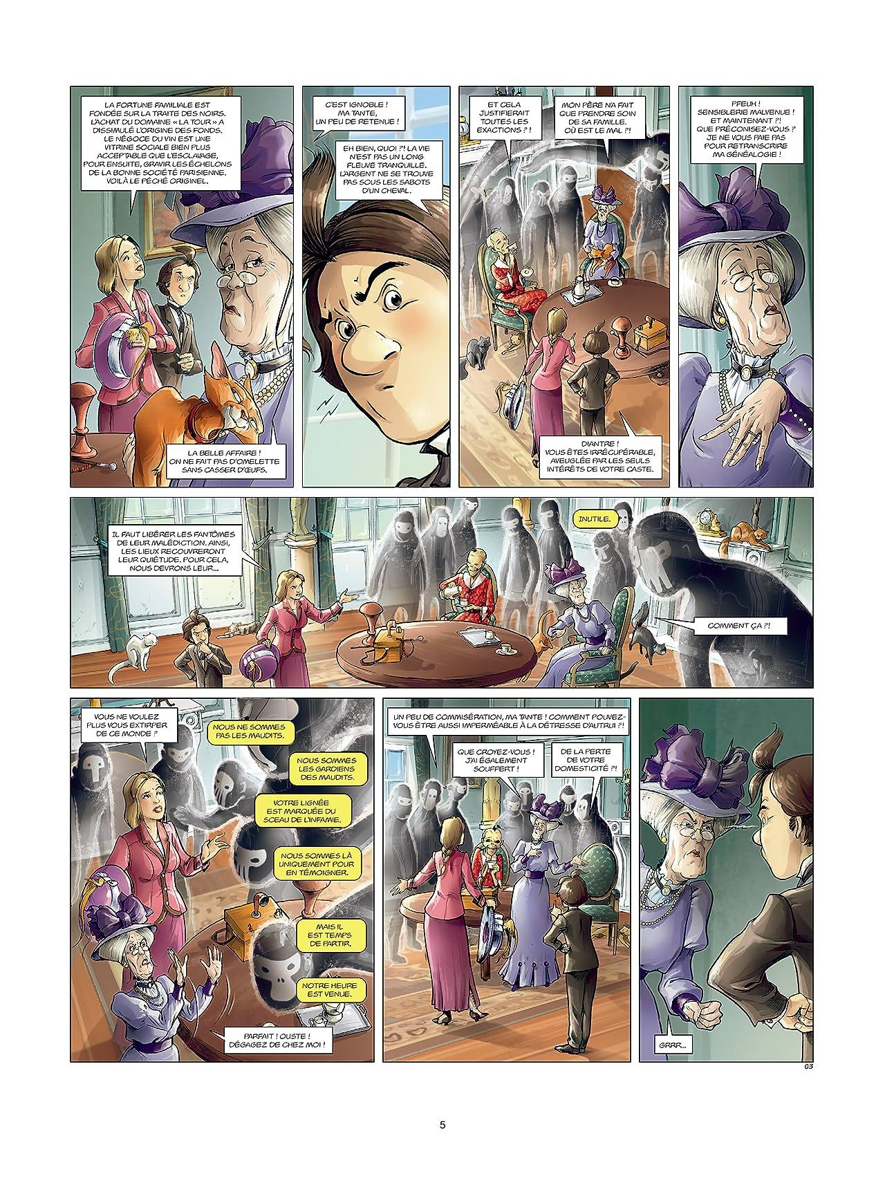 Aspic, détectives de l'étrange Tome 8: Trois petits tours et puis s'en vont