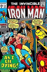 Iron Man (1968-1996) #37