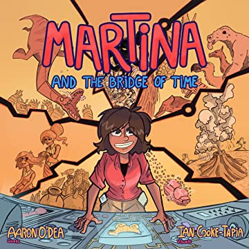Martina and the Bridge of Time