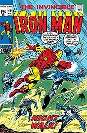 Iron Man (1968-1996) #40