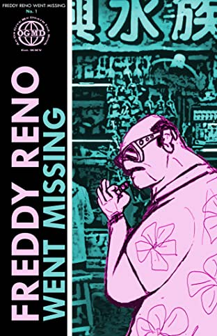Freddy Reno Went Missing #1