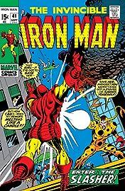 Iron Man (1968-1996) #41