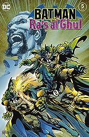 Batman Vs. Ra's Al Ghul (2019-) #5