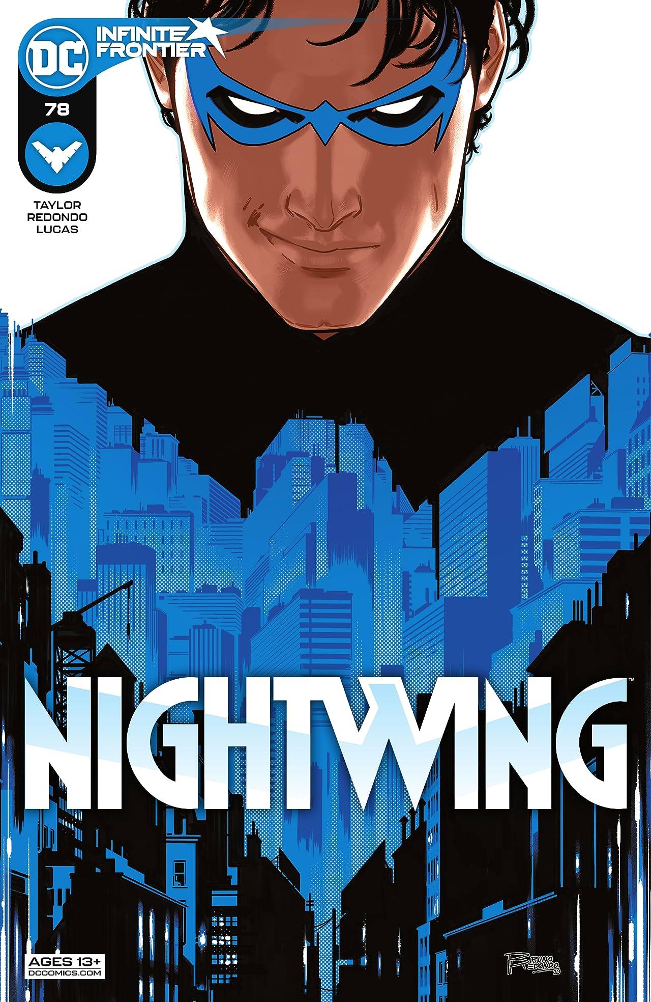 Nightwing (2016-) #78
