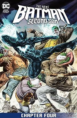 The Next Batman: Second Son (2021-) #4