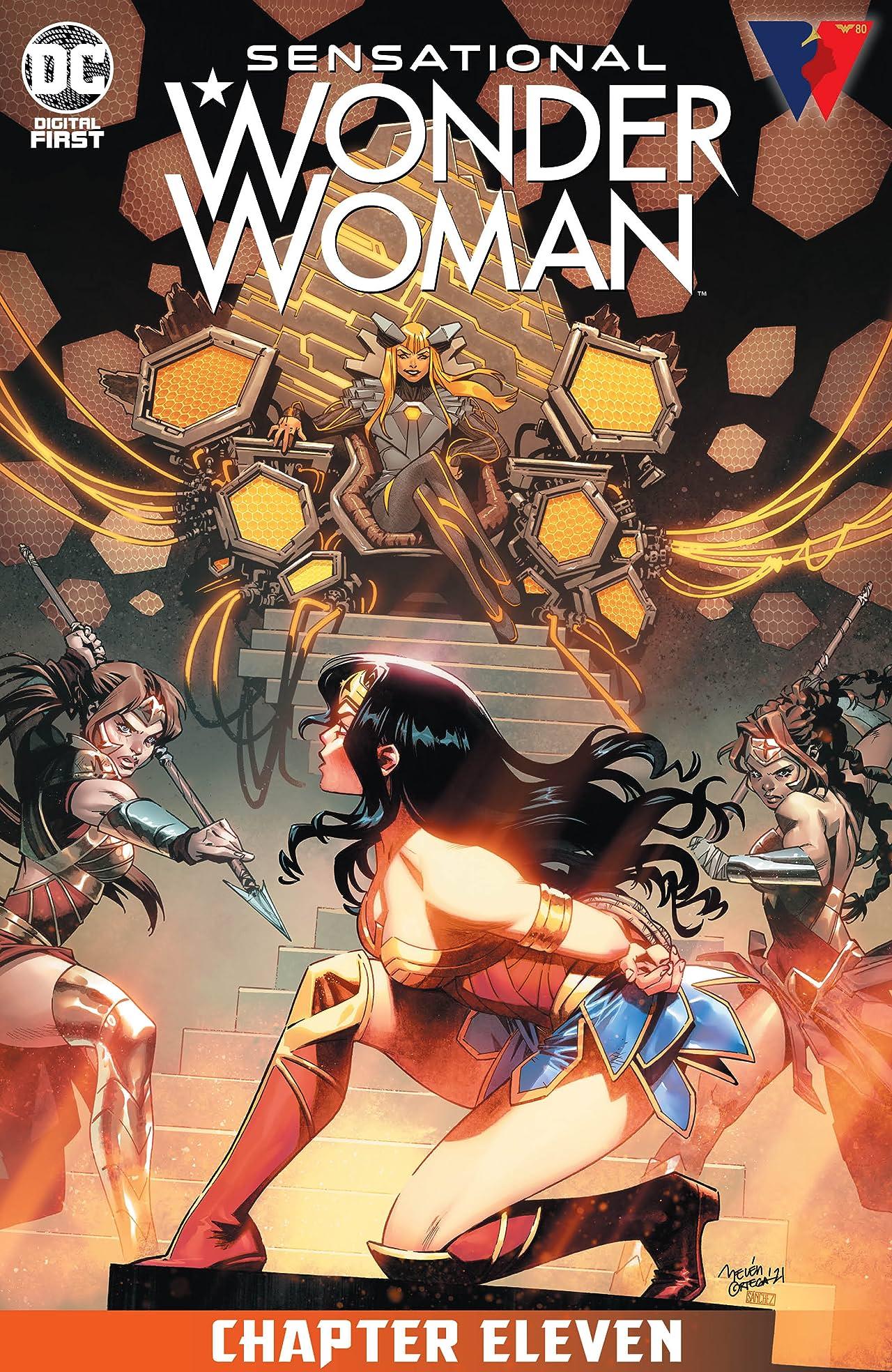 Sensational Wonder Woman (2021-) #11