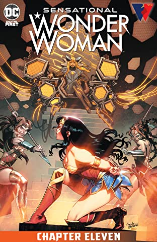 Sensational Wonder Woman (2021-) #11
