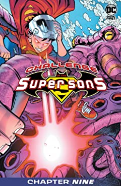 Challenge of the Super Sons (2020-) #9